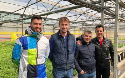 Alumnos del IES MIGUEL HERNANDEZ visitan nuestras instalaciones